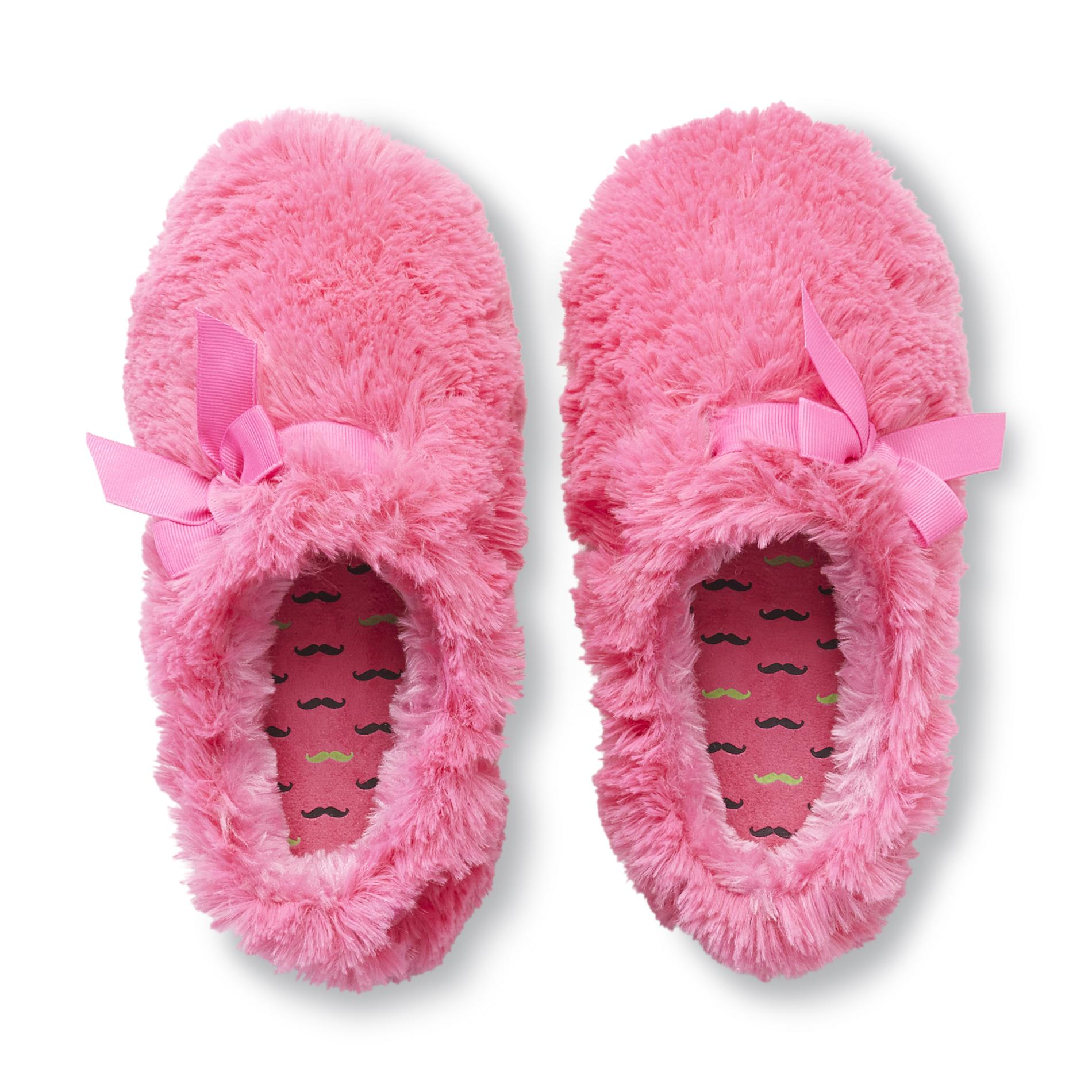 Women's Fuzzy Slippers