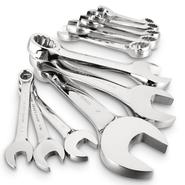 Craftsman Professional 11 pc. Standard Full Polish 12 pt. Stubby Combination Wrench Set at Craftsman.com