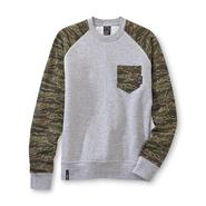 Enyce Young Men's Raglan Sweater - Camouflage at Sears.com