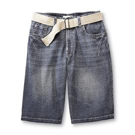Route 66 Men's Jean Shorts & Belt at Kmart.com