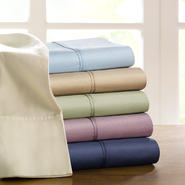 Premier Comfort 300TC Cotton Sateen Sheet Set at Kmart.com