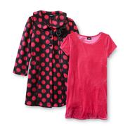 Holiday Editions Girl's Tunic Dress & Coat at Kmart.com