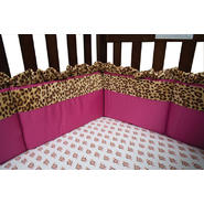 Trend Lab Berry Leopard - Crib Bumpers at Kmart.com
