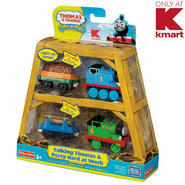 Thomas & Friends Kmart Exclusive Die-Cast Talking Thomas & Percy Hard At Work at Kmart.com