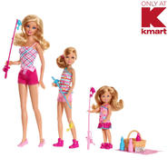 Barbie Sisters Fishing Fun!™ Multipack at Kmart.com