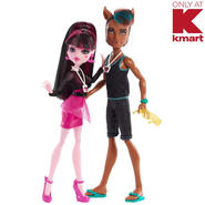 Monster High Music Festival Dolls 2 Pack at Kmart.com