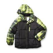 Athletech Boy's Hooded Winter Coat at Kmart.com
