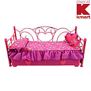 What A Doll !™ Doll Bed at Kmart.com