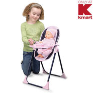 K-mart 3-in-1 High Chair - Swing Combo at Kmart.com