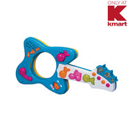 Just Kidz Lil Rock Star Electronic Guitar at Kmart.com