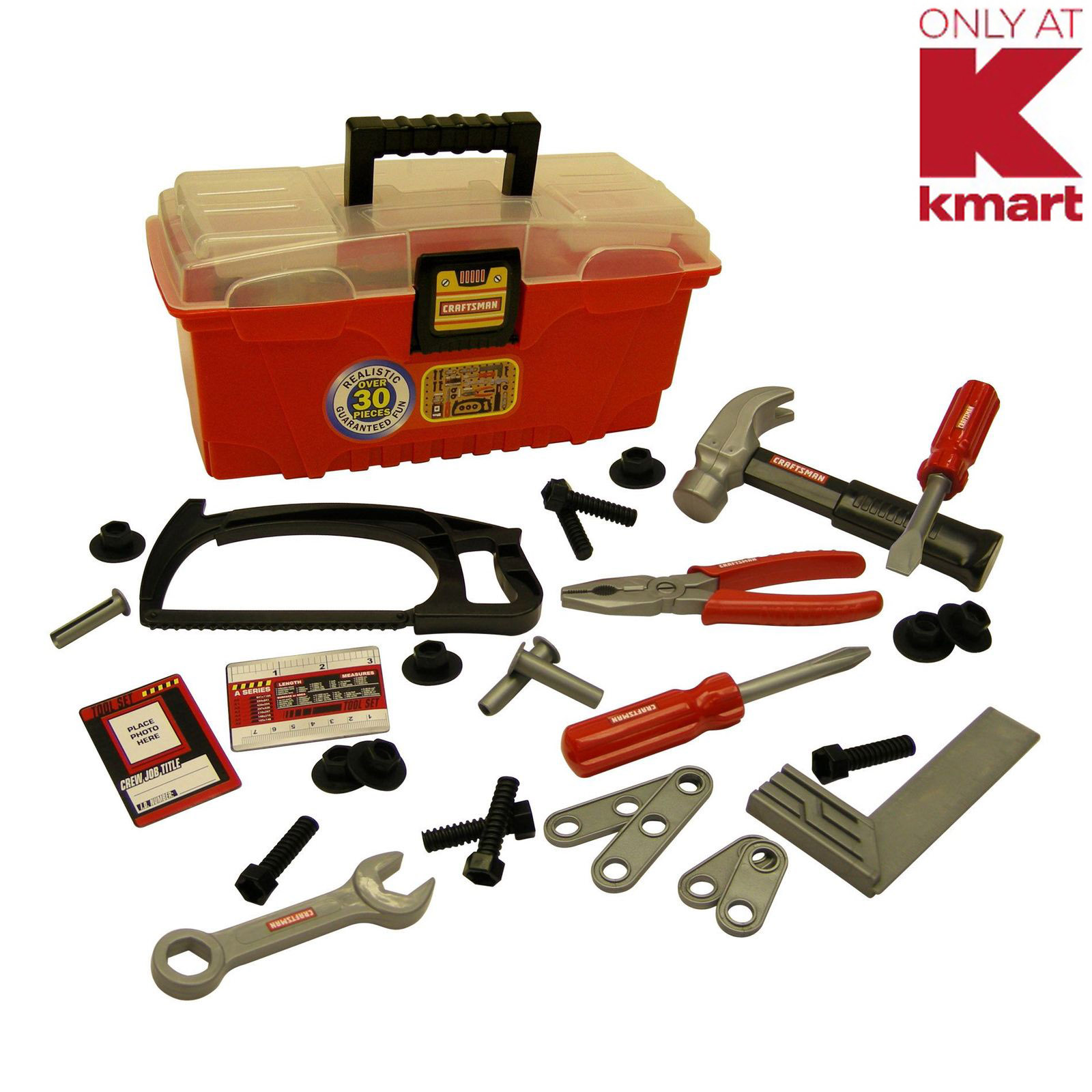 30 pcs Tool Box Set