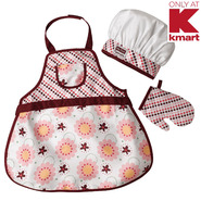 My First Kenmore Chef Apron Set at Kmart.com