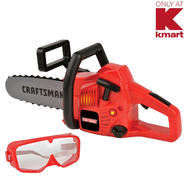 My First Craftsman Power Chain Saw With Goggles at Kmart.com