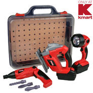 My First Craftsman Power Tools with Carry Case at Sears.com