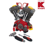 My First Craftsman Light & Sound Engine Overhaul Set at Kmart.com
