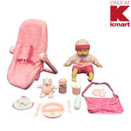 "Just Kidz 15"" Doll with Carrier at Sears.com"
