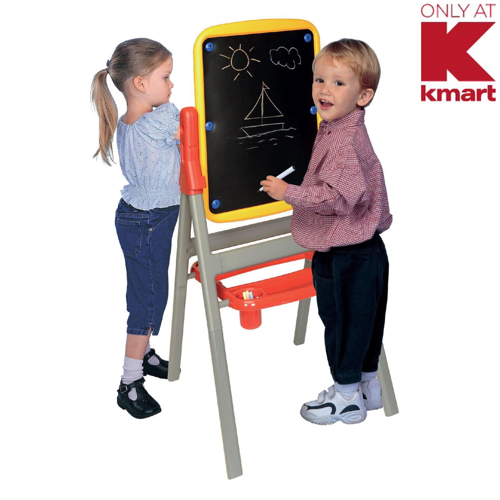 Just Kidz 3-in-1 Easel im test