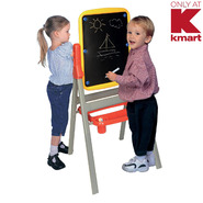 Just Kidz 3-in-1 Easel at Kmart.com