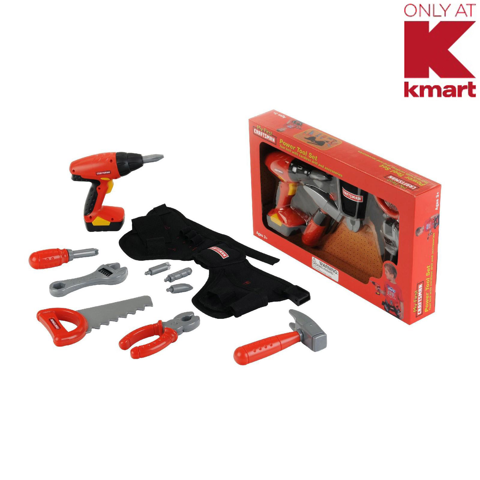My First Craftsman  Power Tool Set w/