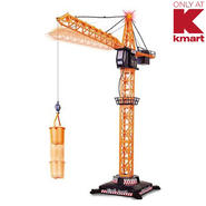 Just Kidz Dickie Battery Operated Super Crane at Sears.com