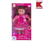 Just Kidz Nursery Rhyme Doll - Miss Muffet at Kmart.com