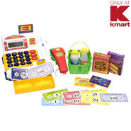 Just Kidz Cash Register - Yellow and Green at Kmart.com
