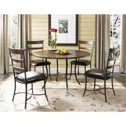 Hillsdale Cameron Round Dining Table with Ladder Back Chairs at Kmart.com