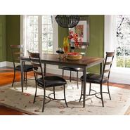 Hillsdale Cameron Rectangular Dining Table with Ladder Back Chairs at Kmart.com
