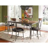 Hillsdale Cameron Rectangular Dining Table with X-Back Chairs at Kmart.com