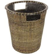 Oriental Furniture Rattan Small Desk Waste Basket at Kmart.com