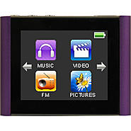 "Mach Speed Eclipse T180 1.8"" Media Player Purple at Kmart.com"
