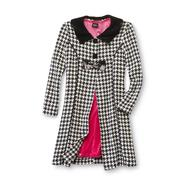 Holiday Editions Girl's Coat Dress Set - Houndstooth at Kmart.com