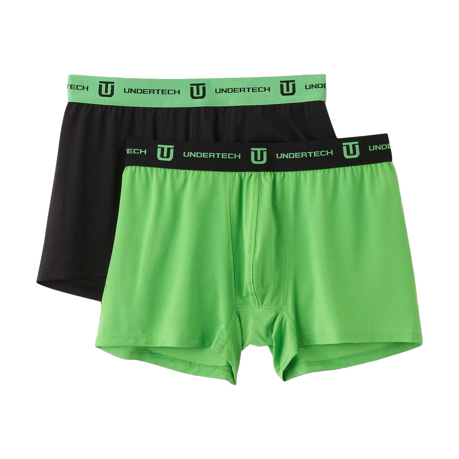 Undertech Men S Modern Stretch Boxer Briefs 2 Pair