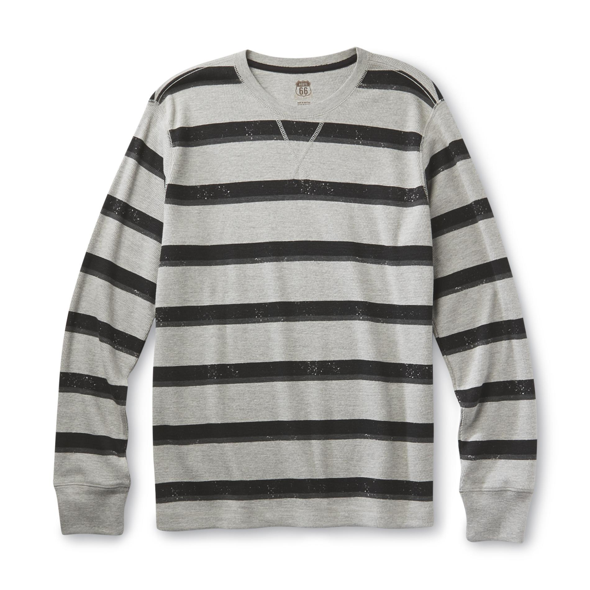 Men's Thermal Shirt - Stripes
