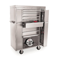 "Viper Tool Storage 41"" 10 Drawer 304 Stainless Steel ""Ultimate Box"" at Sears.com"
