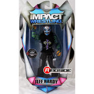 TNA Full Metal Jeff Hardy -  Ringside Exclusive TNA Wrestling Action Figure at Kmart.com