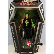 TNA Glow Paint Jeff Hardy Ringside Collectibles Exclusive Toy Wrestling Action Figure at Kmart.com