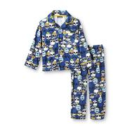 Joe Boxer Toddler Boy's Flannel Pajamas - Skulls at Kmart.com