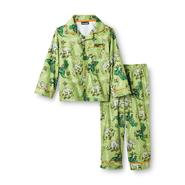 Joe Boxer Toddler Boy's Flannel Pajamas - Dinosaurs at Kmart.com
