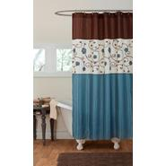 Lush Decor Royal Garden Blue Shower Curtain at Kmart.com