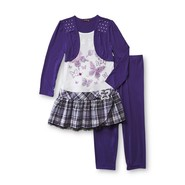 Tempted Apparel Girl's Tunic & Leggings - Butterfly at Sears.com