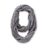 Studio S Women's Infinity Scarf - Confetti at Sears.com