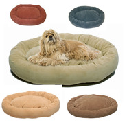 Carolina Pet Company Large Microfiber Bagel Bed at Kmart.com