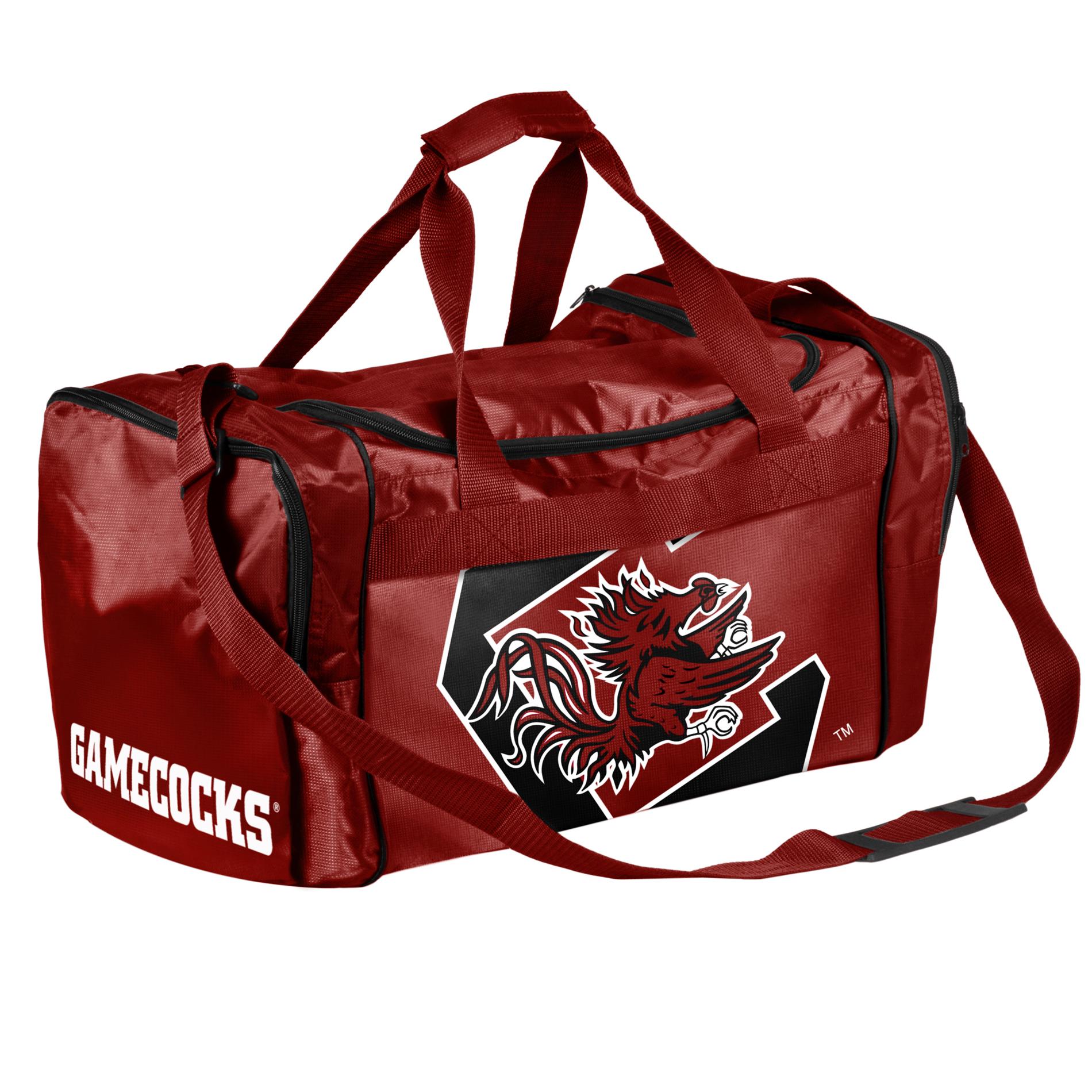 Forever Collectibles NCAA Duffle Bag University of South Carolina Gamecocks (#BGNC13DUFSOC)