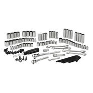 Craftsman 118-Pc Plated Alloy Steel Mechanic's Tool Set at Sears.com