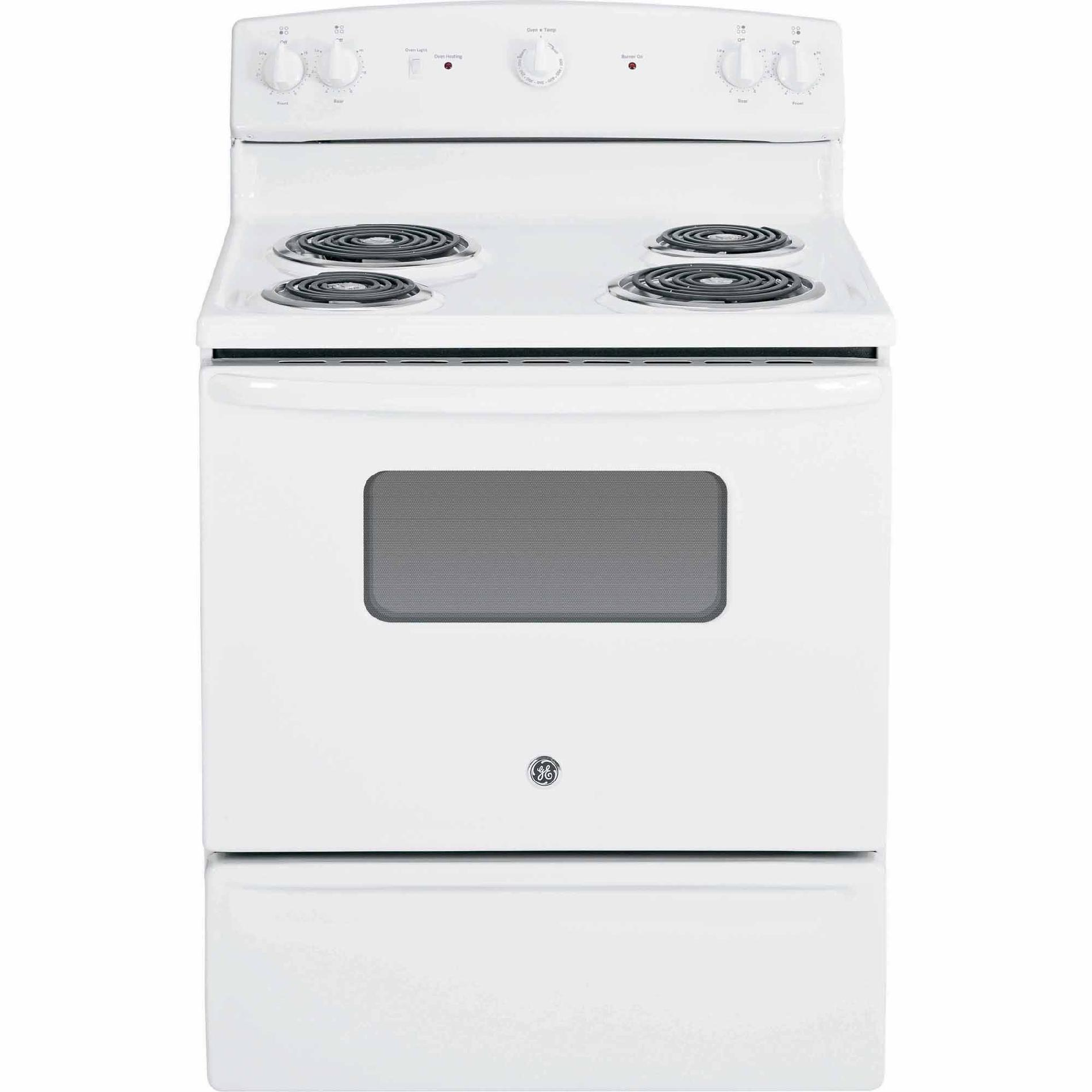 GE Appliances JBS10DFWW 5.0 cu. ft. Electric Range - White