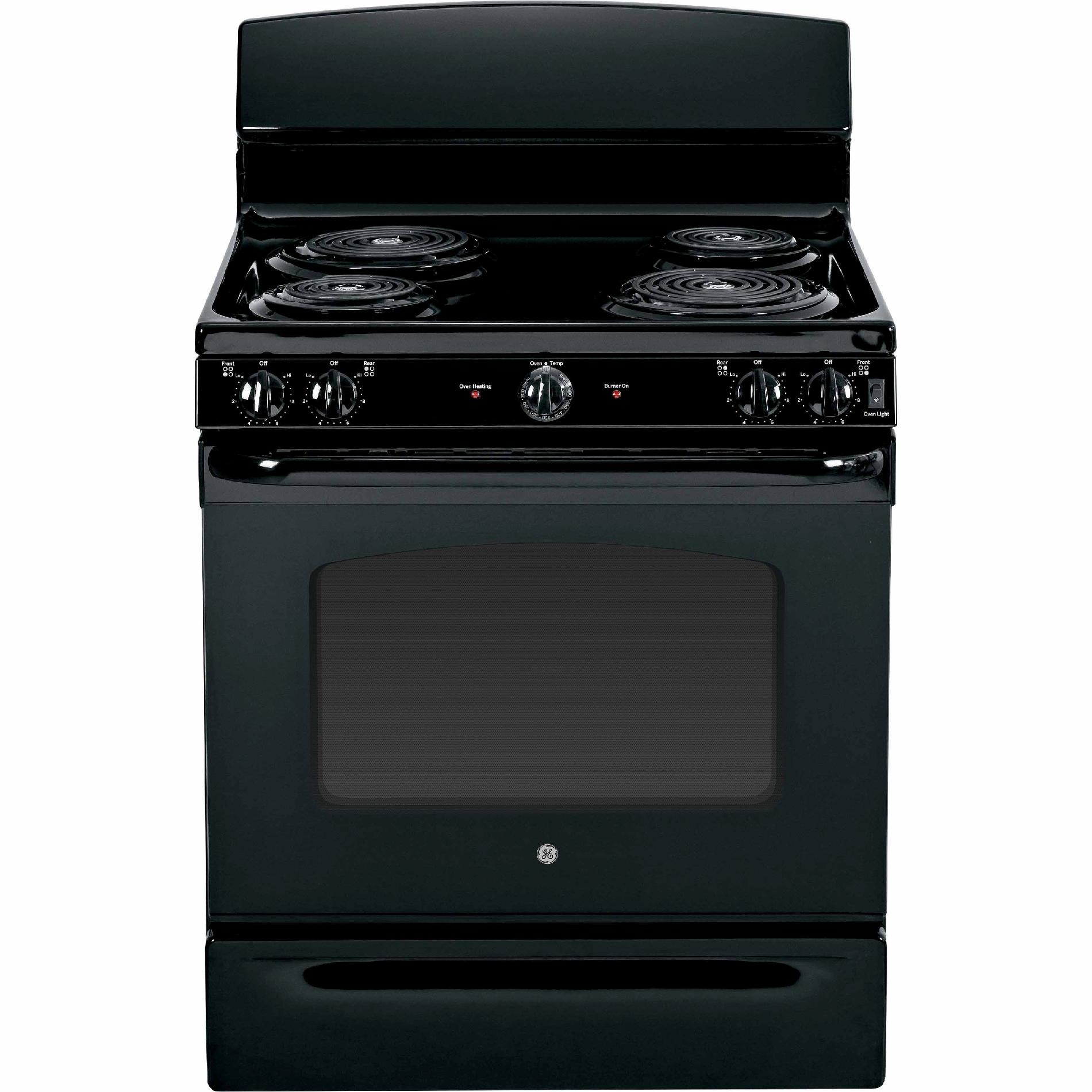 GE Appliances JBS45DFBB 5.0 cu. ft. Electric Range - Black