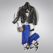 Electric Blues Outfit at Kmart.com