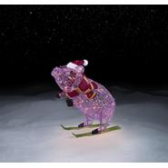 "Trimming Traditions 30"" 100 Light Skiing Pig Christmas Decoration at Sears.com"