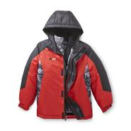 Zero Xposur Boy's 3-in-1 Performance Winter Jacket at Sears.com